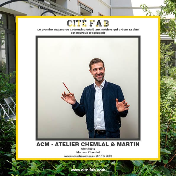 ATELIER D'ARCHITECTURE CHEMLAL & MARTIN