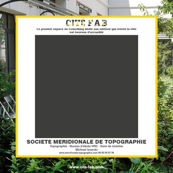 SOCIETE MERIDIONALE DE TOPOGRAPHIE (SMT)